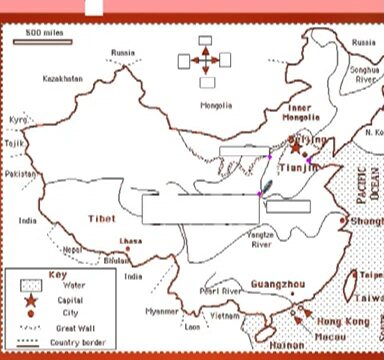 shang dynasty map - Greeneville City Schools Video - Powered ...